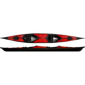 nortik argo 2 Kayak red/black